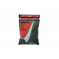 Coarse Turf Dark Green - Bag