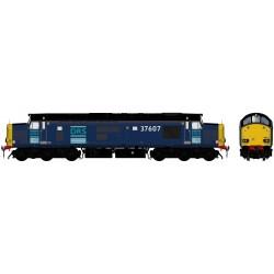 Class 37/6 37607 Original DRS