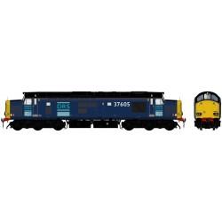 Class 37/6 37605 Original DRS