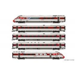 LNER, Hitachi Class 800/1,...