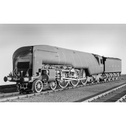 LNER, Class W1 'Hush Hush',...