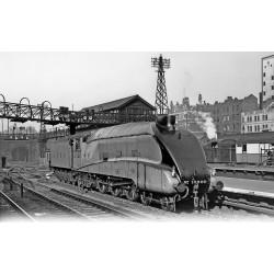 LNER, Rebuilt Class W1,...