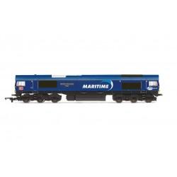 DB Cargo UK, Class 66,...