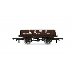 LSWR, 3 Plank Wagon, LSWR...