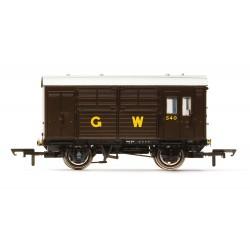 GWR, N13 Horse Box, 540 -...