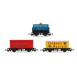 Hornby 'Retro' Wagons,...