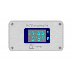 Alpha Meter for DC and DCC