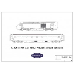 7mm MK3 Sleeper Coaches by...