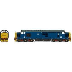 O Gauge Class 37/4 DRS Blue...