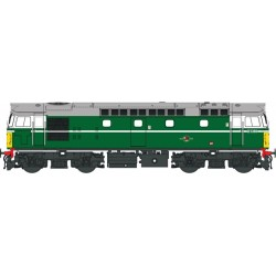 Class 27 D5369 in BR green...