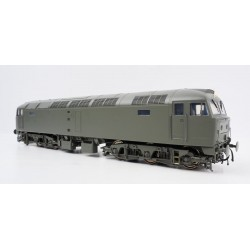4851: BR two-tone green...