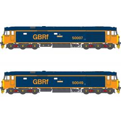O Gauge - Class 50 TWIN...