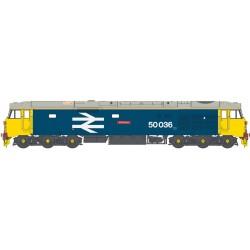 O Gauge - Class 50 BR Large...