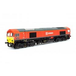 4D-005-002 Class 59 59206...