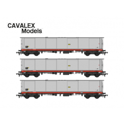 Cavalex Models - TEA Wagon...