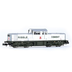 Class 17 Ribble Cement...