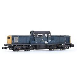 Class 17 D8606 BR Blue [W]