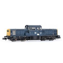Class 17 D8507 BR Blue [W]