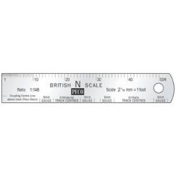 SL-320 - N Scale Rule