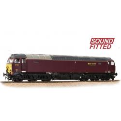 Class 57/3 57313 WCRC...