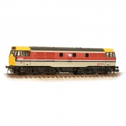 Class 31 97204 BR RTC Grey...