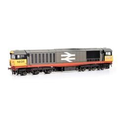 Class 58 58011 BR...