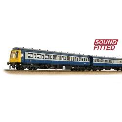 Class 117 3 Car DMU BR Blue...