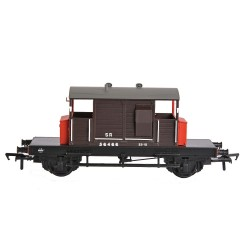 SR 25T 'Pill Box' Brake Van...