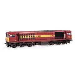 Class 58 58039 EWS [W]