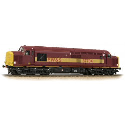 Class 37/7 37704 EW&S -...