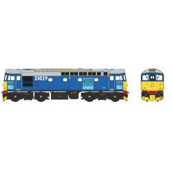 3459: DRS blue 33029