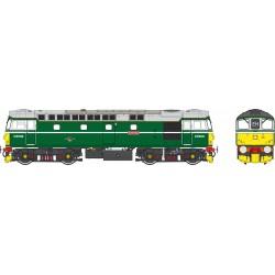 3462: BR retro green D6508...