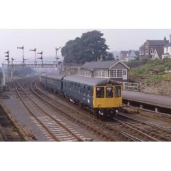 Class 104 DMU - BR Blue...