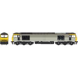 Class 60 - Railfreight Grey...
