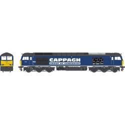 Class 60 - Cappagh/DCRail...