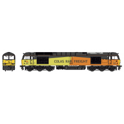 Class 60 - 60087 Colas...