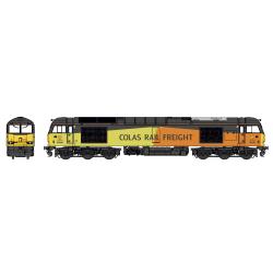 Class 60 - 60096 Colas...