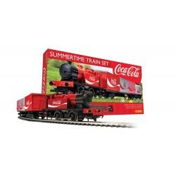 Summertime Coca-Cola Train Set