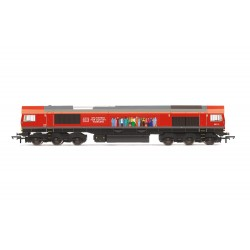 DB, Class 66, Co-Co, 66113...