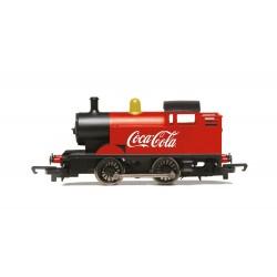 Coca-Cola, 0-4-0T Steam Engine