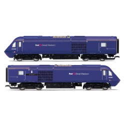 FGW, Class 43 HST Train...