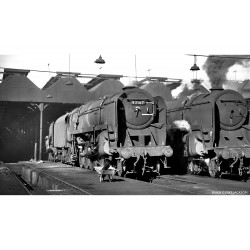 BR, 9F Class, 2-10-0, 92167...