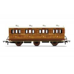 LNER, 6 Wheel Coach, 1st...