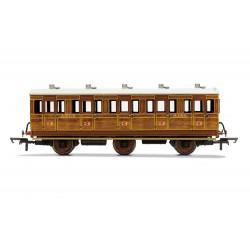 LNER, 6 Wheel Coach, 3rd...