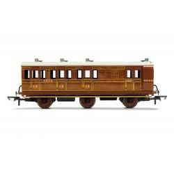 LNER, 6 Wheel Coach, Brake...