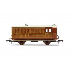 LNER, 4 Wheel Coach, Brake...