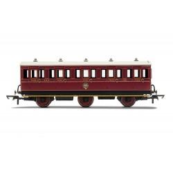NBR, 6 Wheel Coach, 3rd...