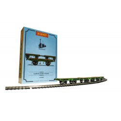 L&MR, Flat Bed Wagon Pack -...