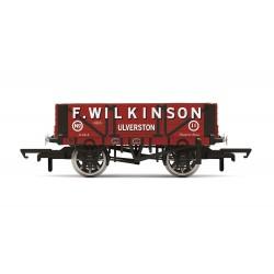 4 Plank Wagon, F. Wilkinson...