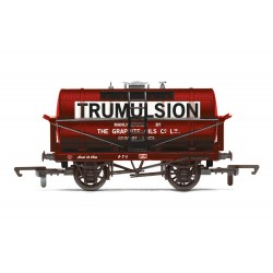 14T Tank Wagon, Trumulsion...